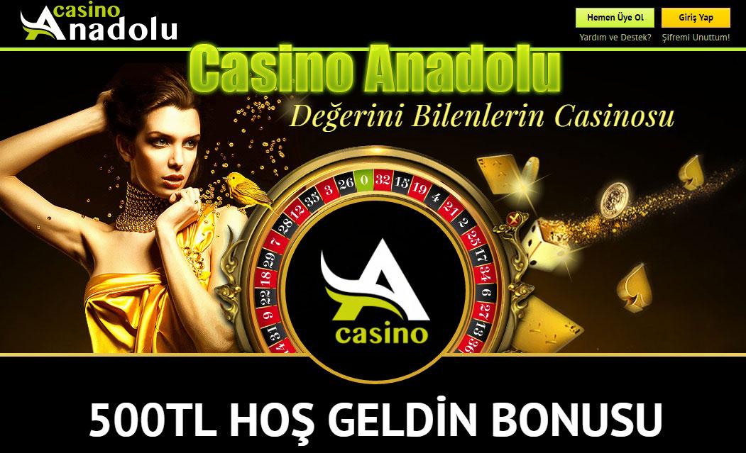 Casino Anadolu, Anadolu Casino